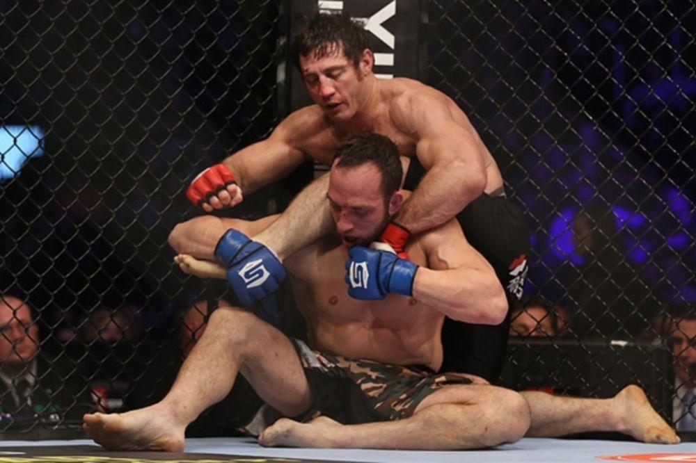 UFC on FOX 8: Ντεμπούτο για Trevor Smith
