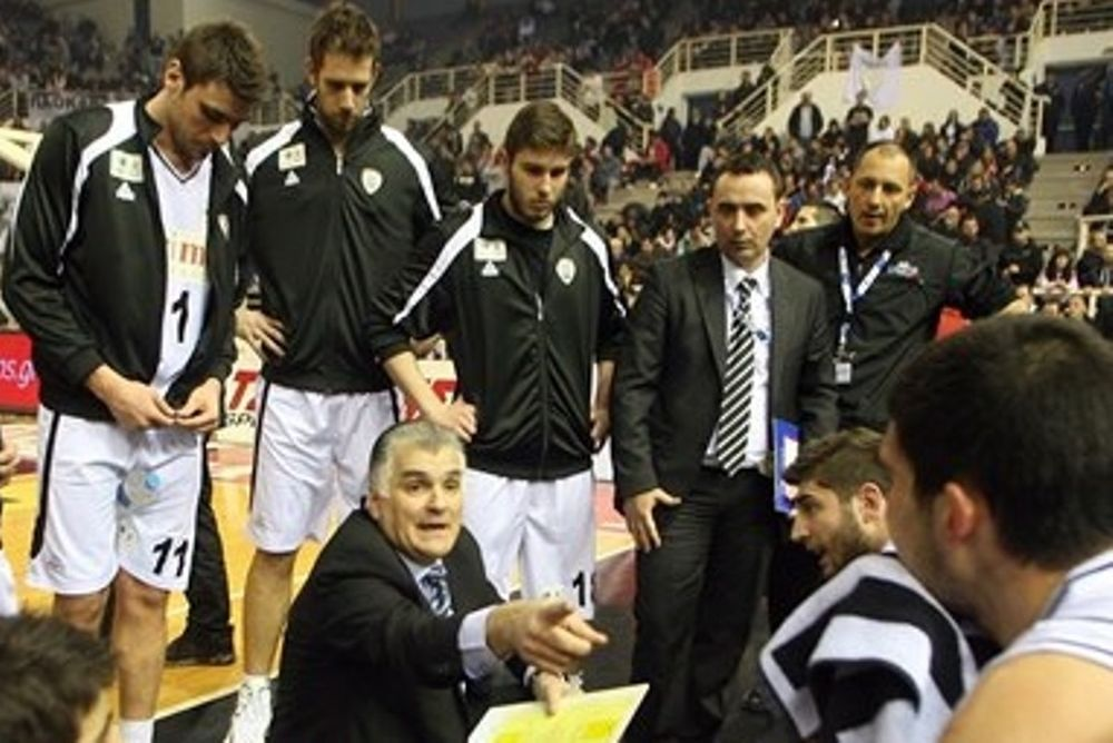 Μαρκόπουλος: «Δύσκολο παιχνίδι στην Πάτρα»