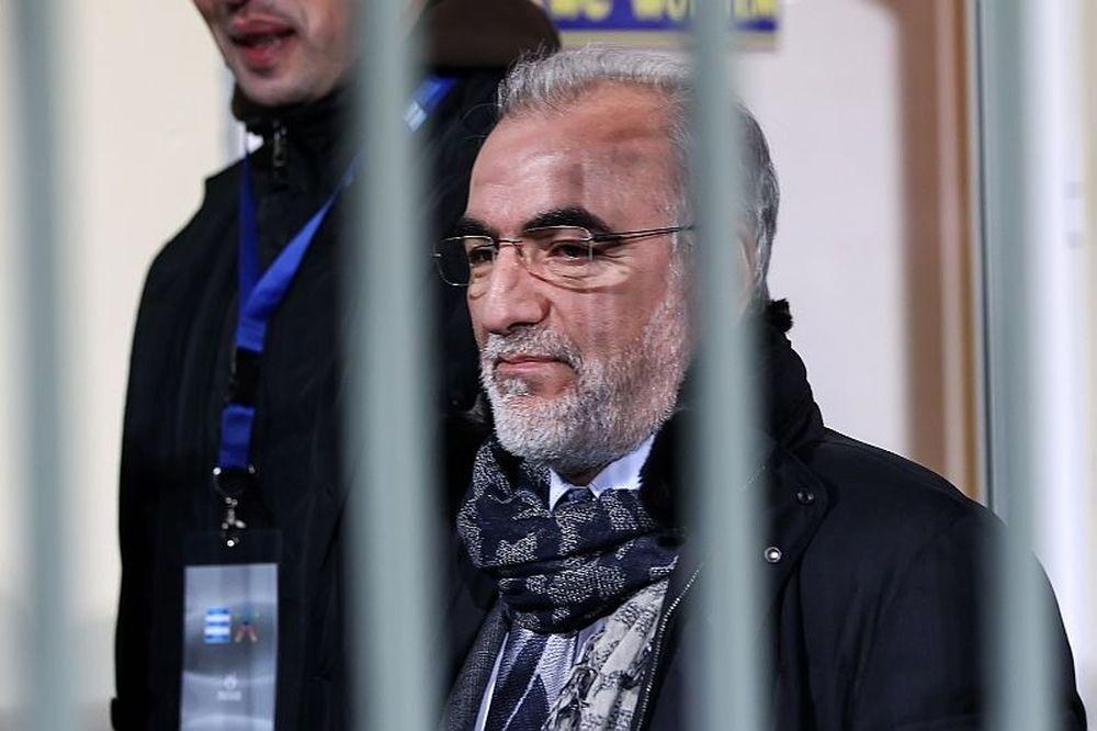 ΠΑΟΚ: Δεν πήγε Τρίπολη ο Σαββίδης