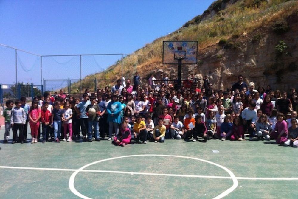 Ρέθυμνο: Στο 7ο Δημοτικό Σχολείο (photos)