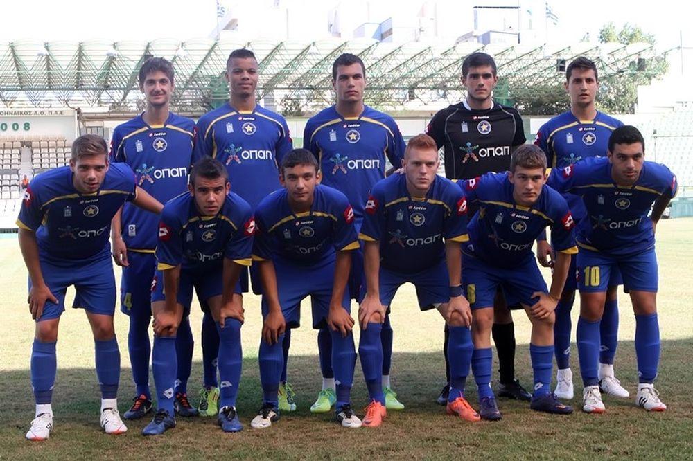 Αστέρας Τρίπολης – Κέρκυρα 5-3 (Κ-20)