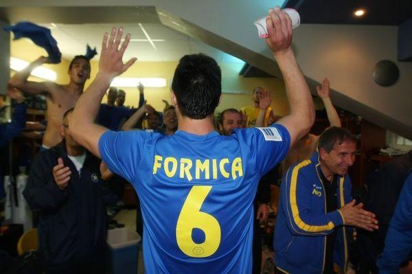 Αστέρας Τρίπολης: Όλα για τον Φορμίκα…