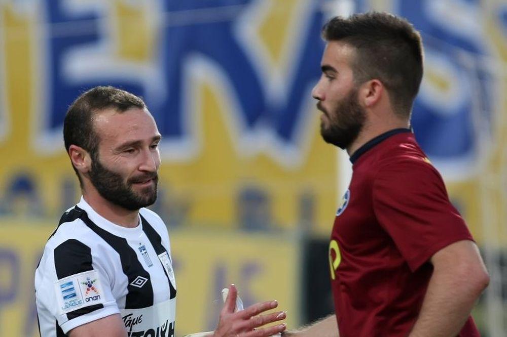 Γεωργακόπουλος: «Άργησε μια σεζόν η πρόκριση»