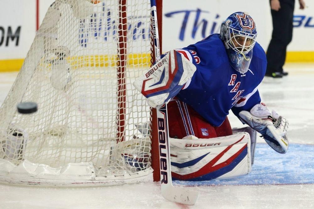 NHL: Shutout κατάταξης για Lundqvist