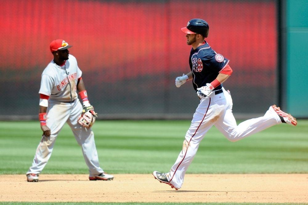 MLB: Τρία σερί για Νάσιοναλς (videos)