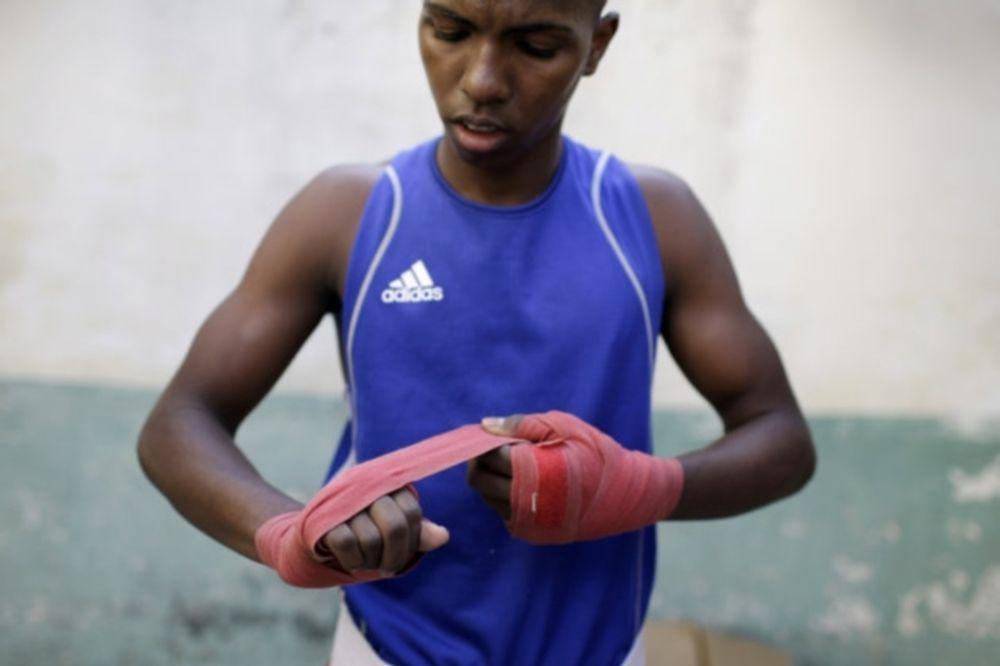 Μποξ: Επαγγελματικό μποξ στην Κούβα!