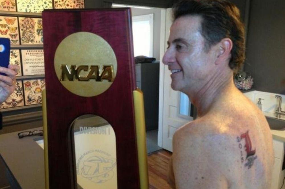 NCAA: Τατουάζ πρωταθλήματος για Πιτίνο