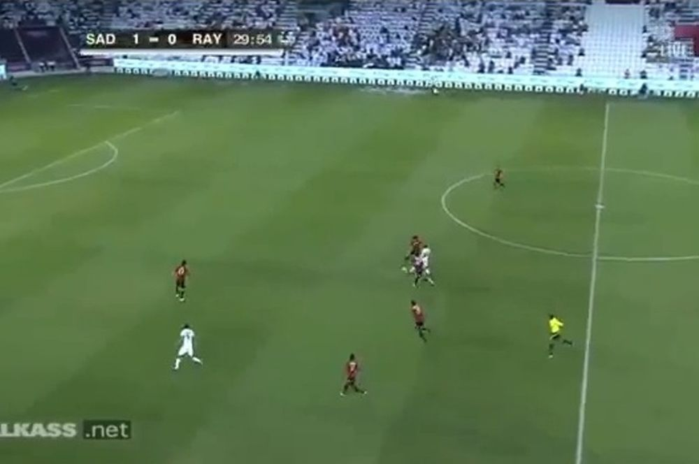 Δείτε τον… Μαραντόνα του Κατάρ! (video)