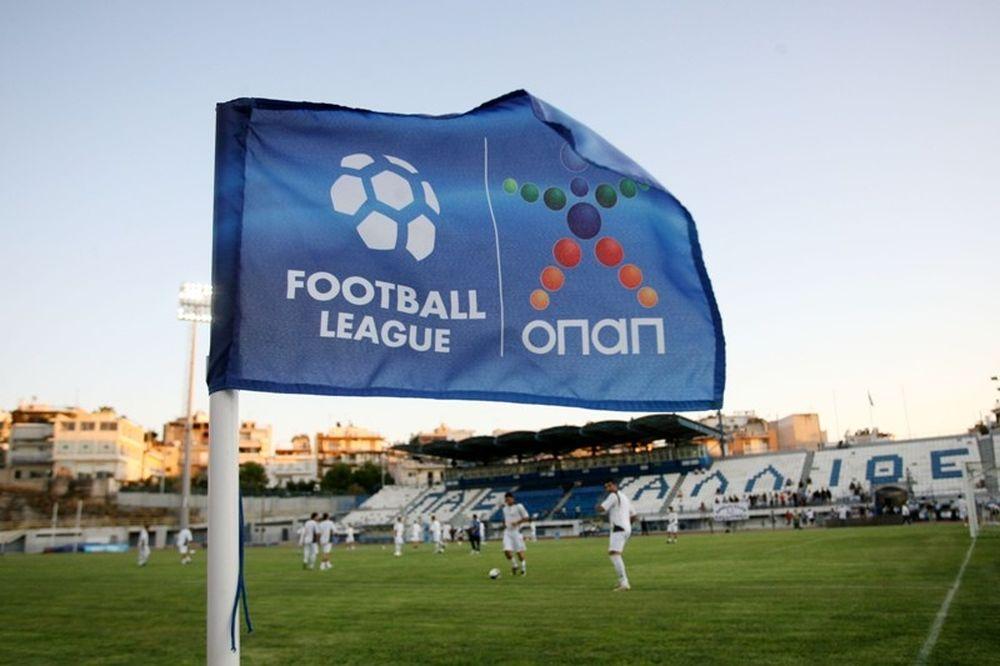 Football League: Ανέβηκε δεύτερος ο Ηρακλής