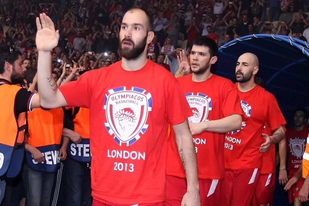 Ολυμπιακός: Ντυθείτε βρετανικά (photos)
