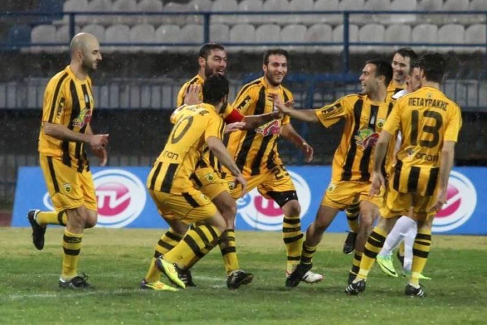 Μεγάλο διπλό ο Φωστήρας, 0-1 τον Αχαρναϊκό!