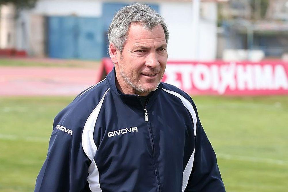 Γεωργαμλής: «Μας έλειψε το γκολ»