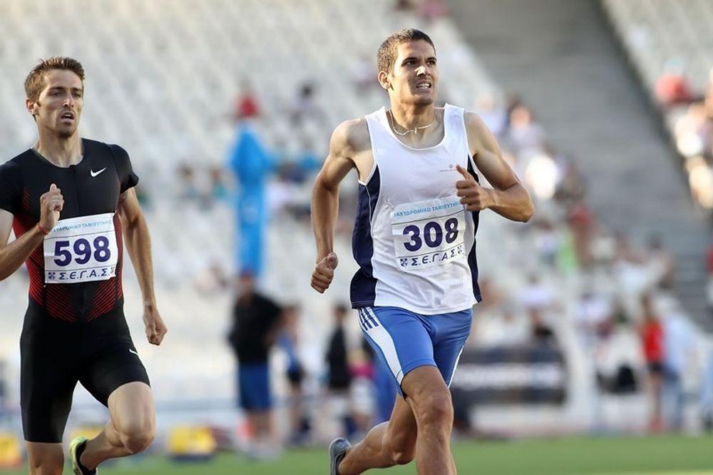 Στίβος: Πανελλήνιο ρεκόρ στα 4x800 Ανδρών
