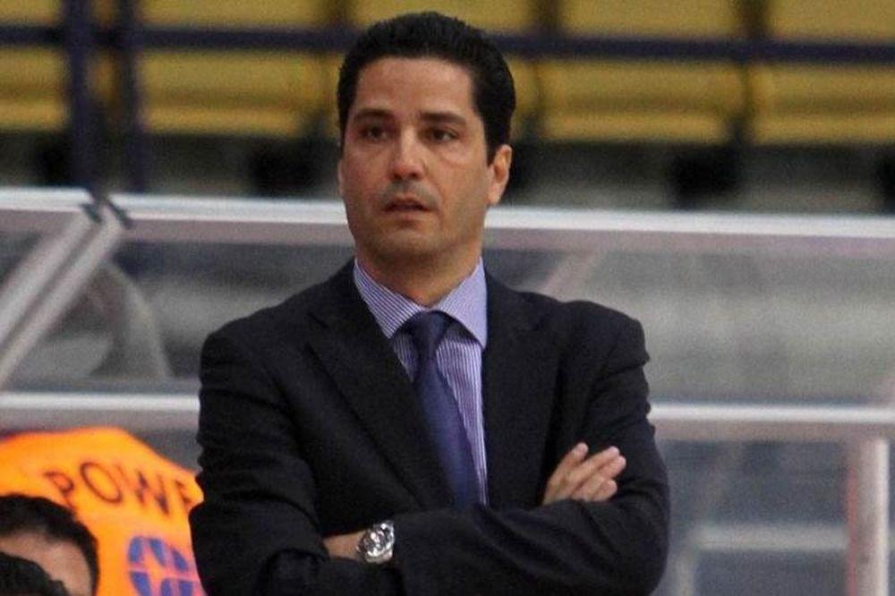 Σφαιρόπουλος: «Δίχως άγχος με Ολυμπιακό»