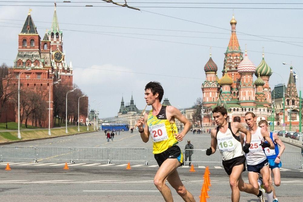 «Δοκιμαστικό» στη Μόσχα για τον Μαραθώνιο του παγκοσμίου πρωταθλήματος
