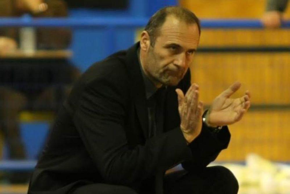 Καλαφατάκης: «Στόχος μας η 6η θέση»