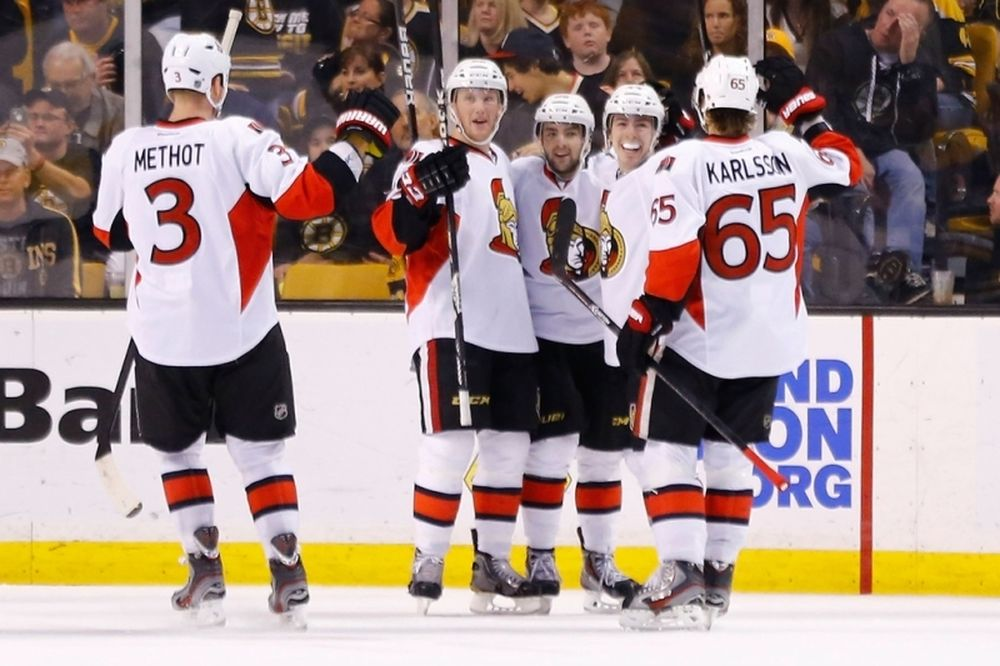 NHL: Έβδομοι οι «Σενς» και πρωτιά για Κανάντιενς (video)