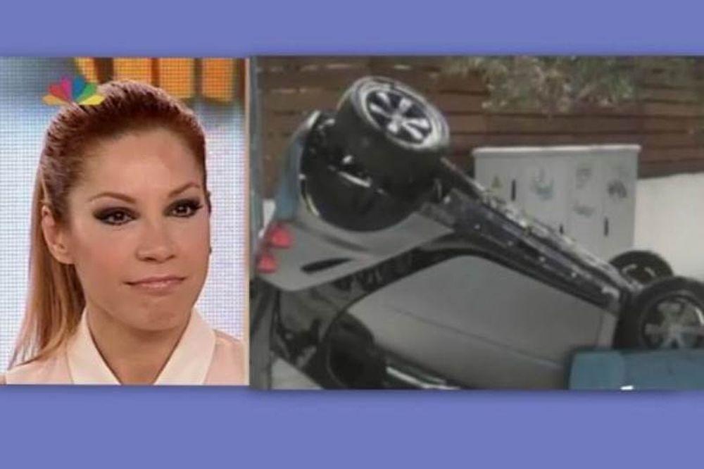 Μαριάντα Πιερίδη: Περιγράφει λεπτό προς λεπτό την στιγμή του ατυχήματος