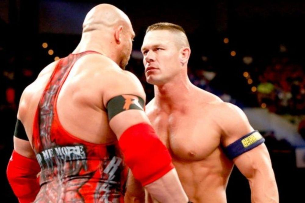 WWE: Τραυματίστηκε ο Cena!