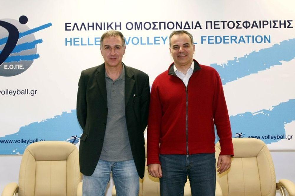 Εθνική Ελλάδας: Οι επιλογές των Λεώνη-Δρίκου