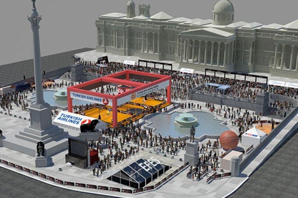 Ολυμπιακός: Το στέκι των οπαδών στο Λονδίνο