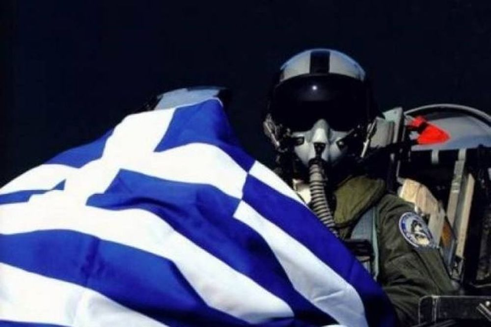 Οι καλύτεροι πιλότοι στο ΝΑΤΟ είναι Έλληνες (VIDEO)