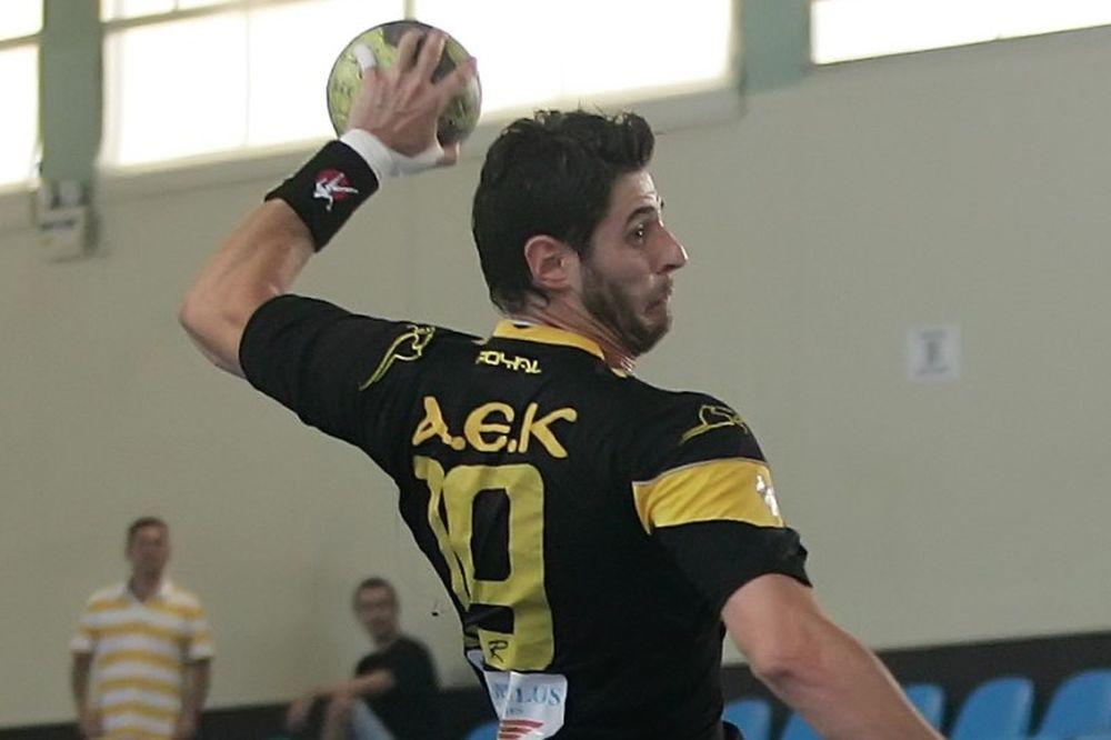 ΑΕΚ: MVP ο Αλβανός