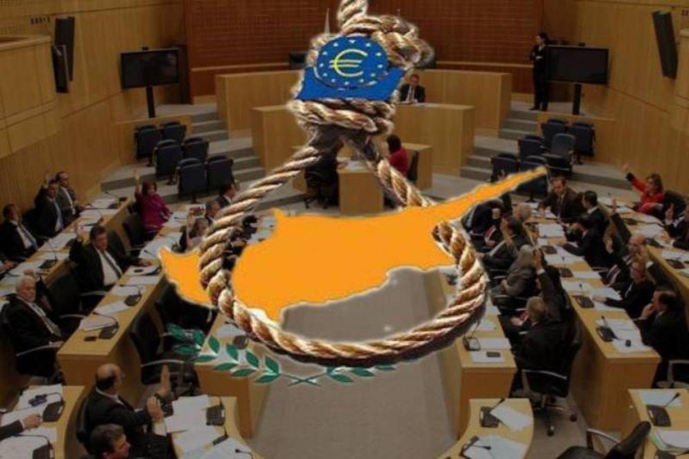 Υπερψηφίστηκε το Μνημόνιο – «ταφόπλακα» της Κύπρου