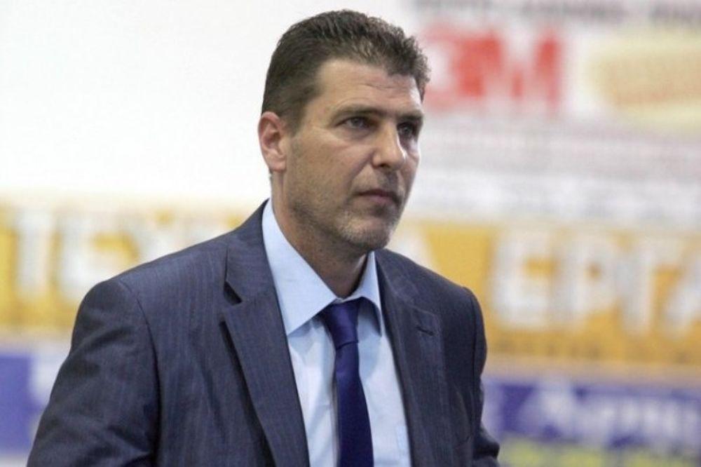 Σκαραφίγκας: «Εμπιστοσύνη στους Έλληνες παίκτες»