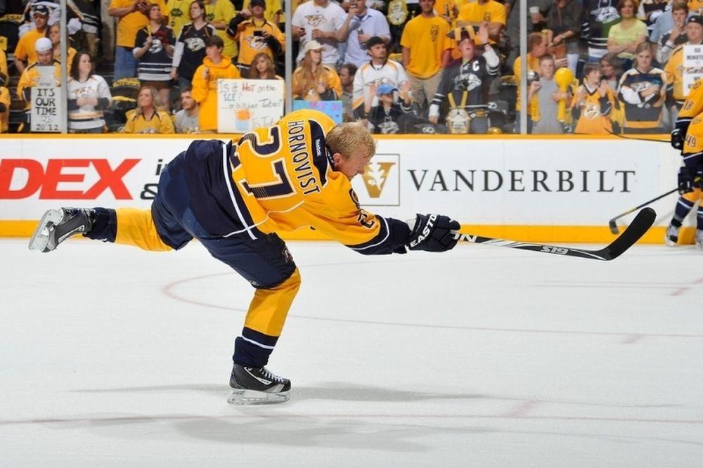 NHL: Πενταετές συμβόλαιο για Hornqvist