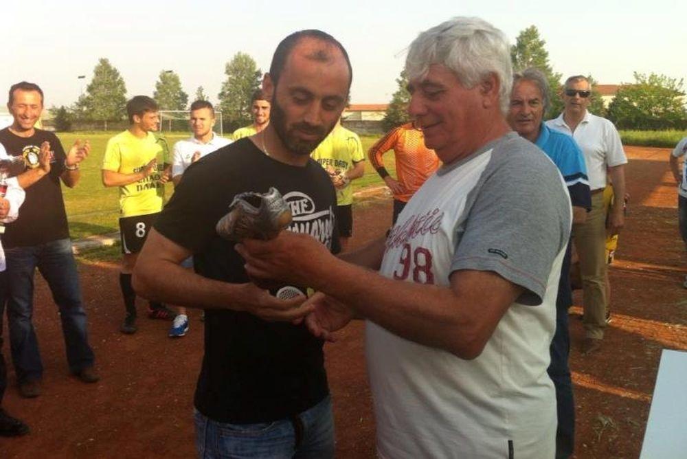 Απόλλων Καλαμαριάς: Φιλική νίκη με Δόξα Χέρσου (photos)