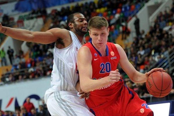 Βοροντσέβιτς: «Το Final 4 της ΤΣΣΚΑ»