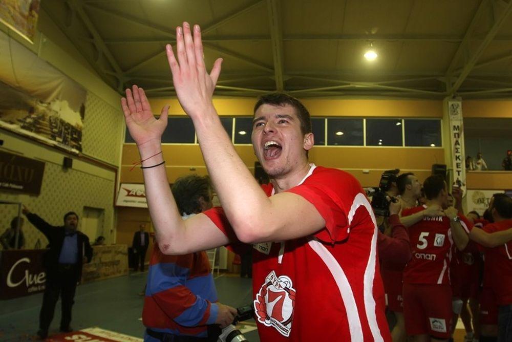 Ολυμπιακός: Στην Πολωνία ο Φιλίποφ