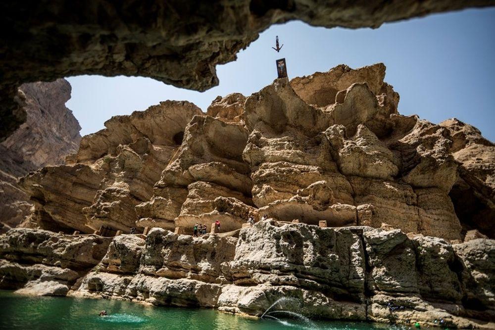 Red Bull Cliff Diving World Series 2013: Η ανθρώπινη μάχη με τη βαρύτητα
