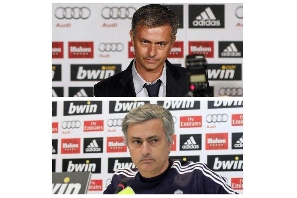 Ρεάλ Μαδρίτης: Ο Μουρίνιο πριν και μετά…