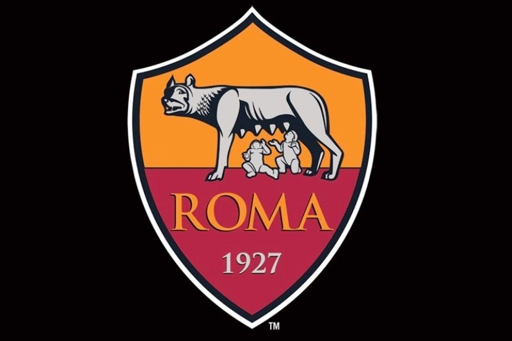Το νέο σήμα της Ρόμα (photos)