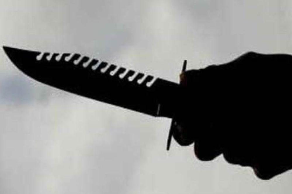 Το μαχαίρι που είχε στην τσέπη αποκάλυψε ένα μεγάλο μυστικό