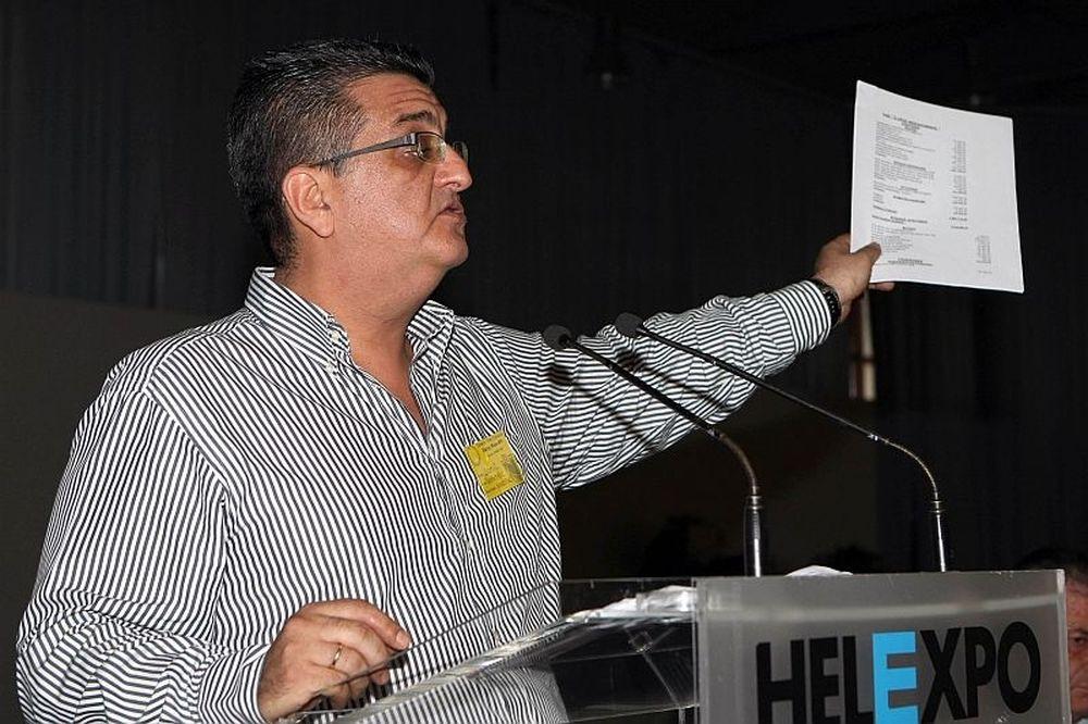 Παπαδόπουλος: «Διχάζει ο Σκόρδας»