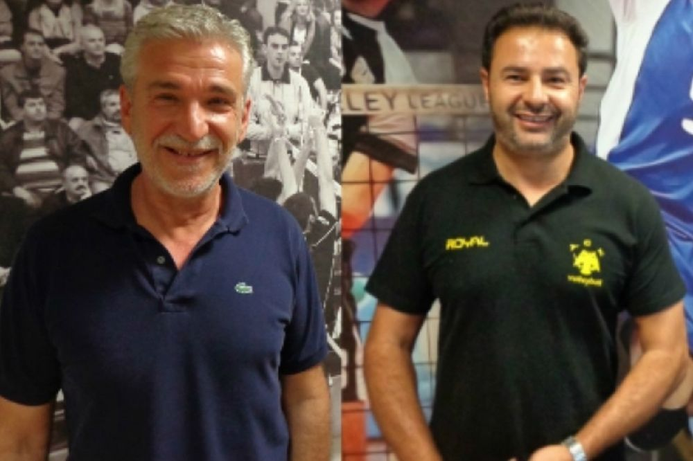 Volleyleague: «Τιμή για τον προπονητή, ελπίδα για το μέλλον»