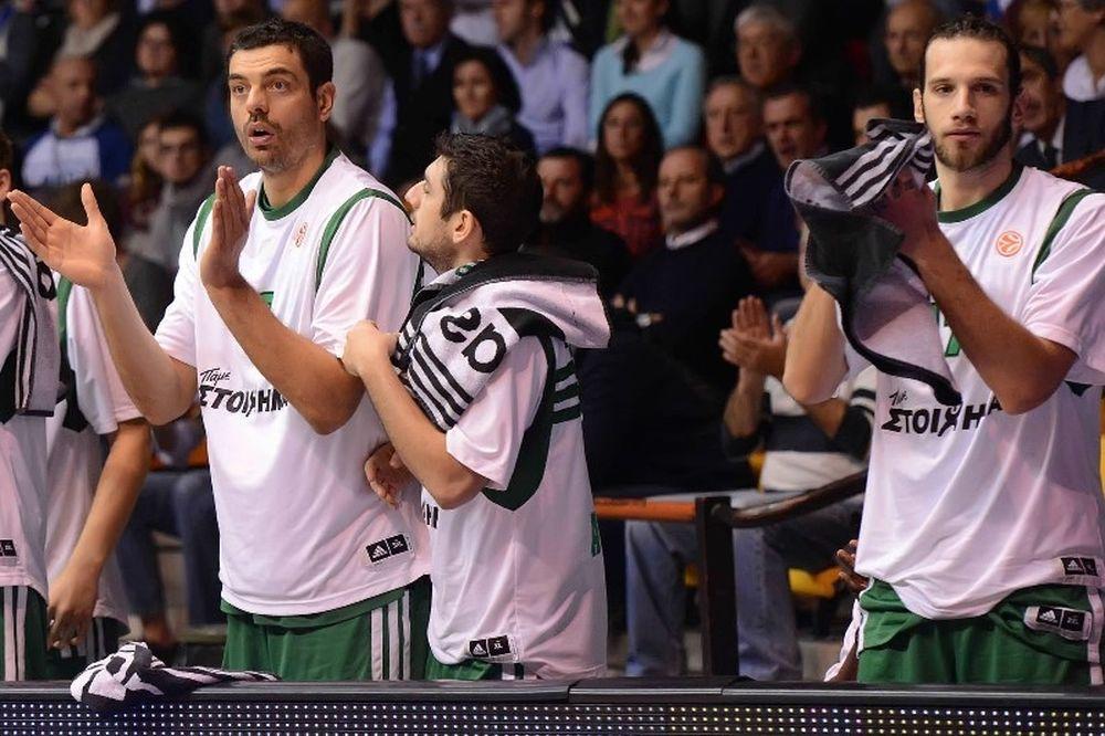 Παναθηναϊκός: Εκτός με Ίκαρο, Τσαρτσαρής και Γιαννόπουλος