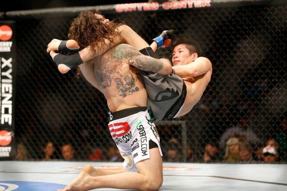 UFC 164: Πάλι αντίπαλοι οι Guida και Mendes