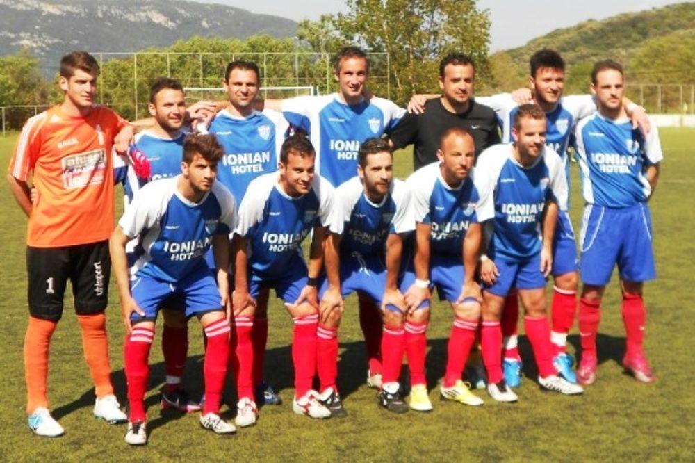 ΑΟ Βελισσαρίου – ΟΦ Αγίου Ματθαίου 0-3
