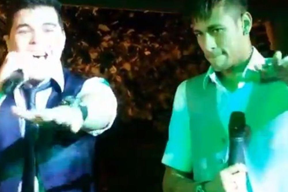 Μπαρτσελόνα: Το… έκαψε ο Νεϊμάρ (video)