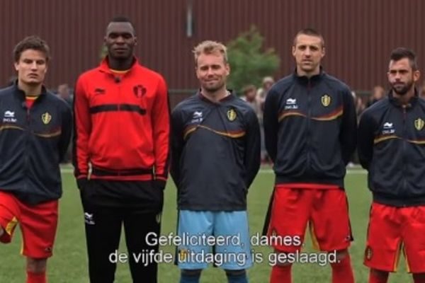 Πέντε Βέλγοι διεθνείς σε ρόλο προπονητών Γυναικών (video)