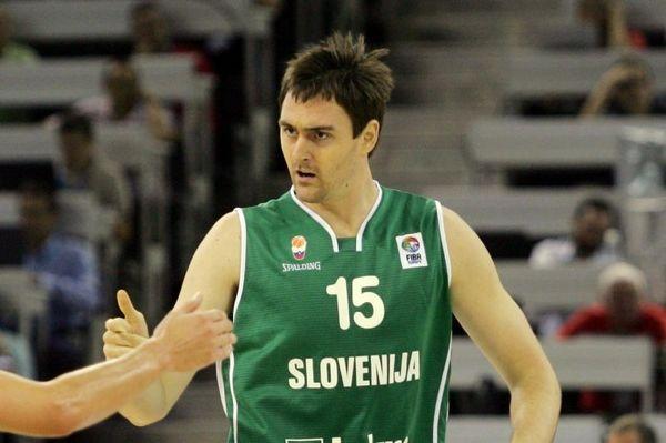 Σλοβενία: Χωρίς Λόρμπεκ στο Ευρωμπάσκετ