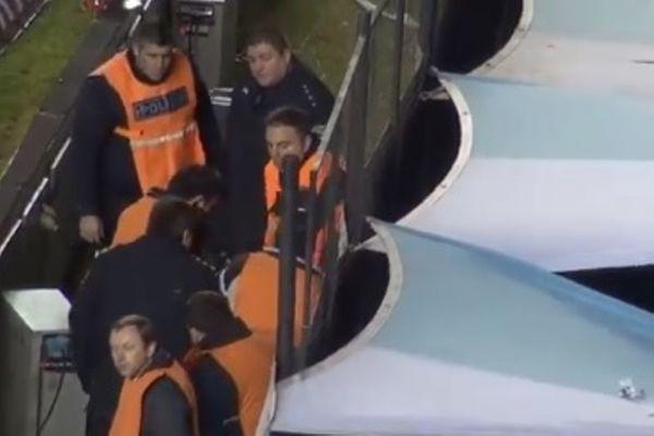 Αργεντινή: Άνδρες ασφάλειας «πλάκωσαν» στο ξύλο οπαδό!