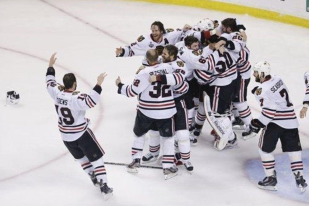 Σικάγο Μπλάκχοκς: Απίστευτη ανατροπή και Stanley Cup (photos+video)