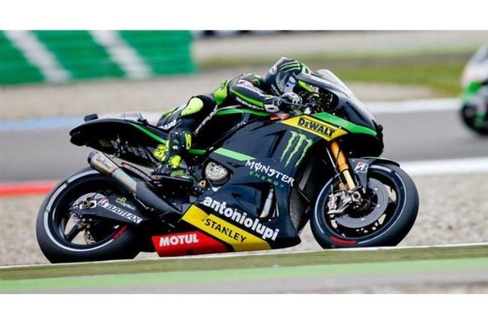 Moto GP: Χαρούμενος ο Κράτσλοου
