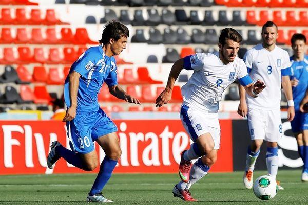 Αποκλεισμός για την Νέων, 3-1 το Ουζμπεκιστάν