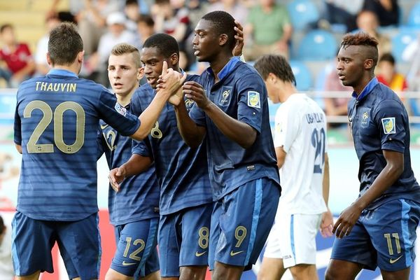 Under 20: Άνετα η Γαλλία